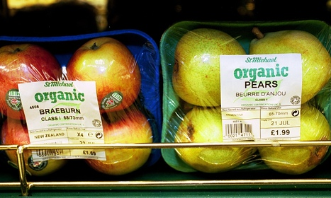 Clear differences between organic and non-organic food, study finds | The natural world | Scoop.it