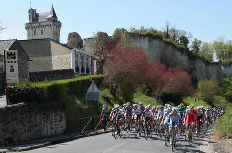 La Roue Tourangelle : 130.000euros de retombées | Office de Tourisme du Pays de Chinon | Scoop.it