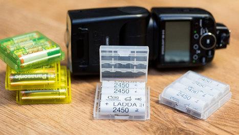 MP #191 : Ladda, des piles rechargeables Eneloop Pro à bas prix | Partage Photographique | Scoop.it