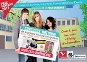 CNJS 2013 : Palmarès du concours de journaux scolaires et lycéens - Prix Varenne 2013 | Presse et enseignement d'exploration Littérature et société | Scoop.it