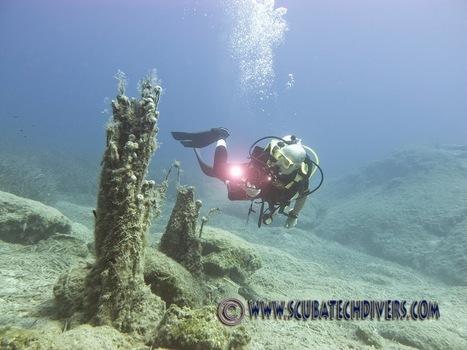 Scuba Tech Diving Centre, Cyprus: Cyprus Dive Sites- The Blue Hole | Scuba Diving Equipment | Scoop.it