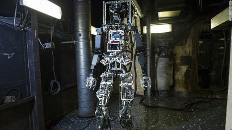 U.S. Navy unveils robotic firefighter | Saffir | Robotics | 21st Century Innovative Technologies and Developments as also discoveries, curiosity ( insolite)... | Scoop.it