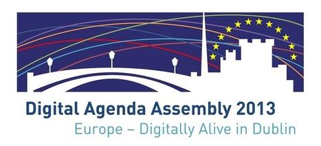 Digital Agenda for Europe - European Commission | digital cinema in the world -  numérisation du cinéma | Scoop.it