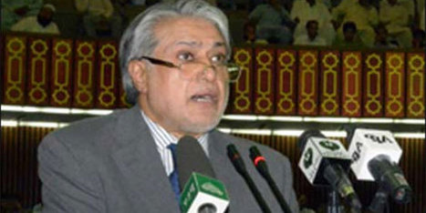 Price stability top priority of Government:Ishaq Dar | Abb Takk News ... | Price Stability | Scoop.it