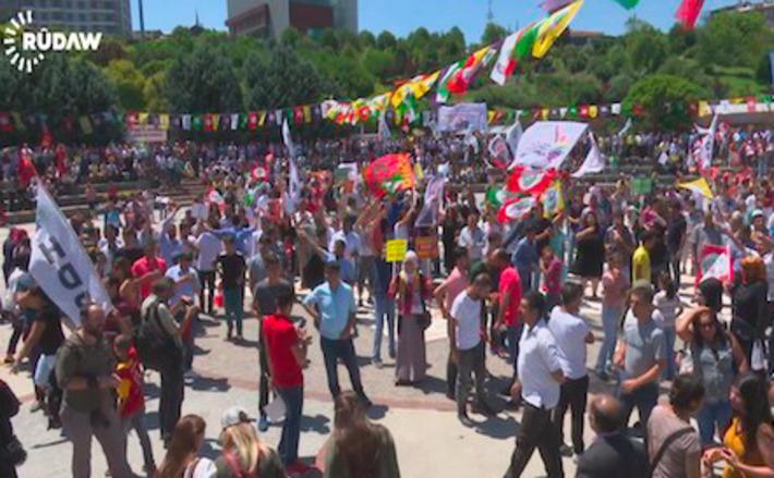 Demirtas appelle Ankara et le PKK à reprendre les pourparlers de paix   Le Kurdistan après le génocide   Scoop.it