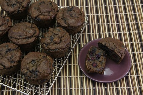 Nut-free, Coconut-free Paleo Blueberry Muffins (Basic Muffin Recipe) - The Paleo Mom | Nutrition | Scoop.it