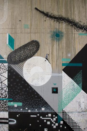 Nelio x Xuan Alyfe New Urban Collaborations - Somao & Avilés, Spain   Culture and Fun - Art   Scoop.it