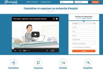 Pour organiser votre recherche d'emploi, facilitez-vous la vie avec Boxmyjob ! | Médias sociaux : Conseils, Astuces et stratégies | Scoop.it
