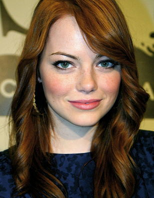 Emma Stone suffered from anxiety | Developing Creativity | Scoop.it