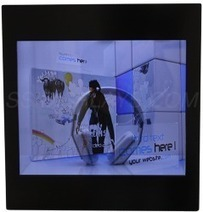 Transparent LCD's | Rear Projection Film | Scoop.it
