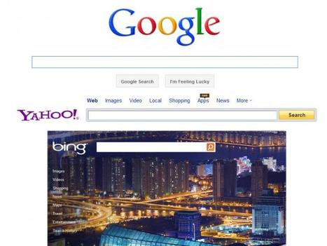 Examples Of Search Engines | Internet tools | Scoop.it