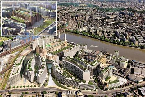 Wealthy Far East investors will be given the chance to purchase flats at Battersea Power Station before buyers in London | The Indigenous Uprising of the British Isles | Scoop.it