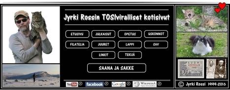 Jyrki Rossin tosiviralliset kotisivut - PS1 | Psykologia, sen tutkimus ja soveltaminen | Scoop.it