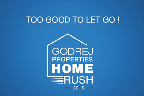 Godrej Home Rush 2016 - Concrete Deal as a Hobson's Choice | New Reality Project | Scoop.it