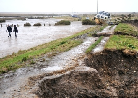 Communities will be engaged with over future sea defences plans in north ... - Norwich Evening News | UK Seaside | Scoop.it