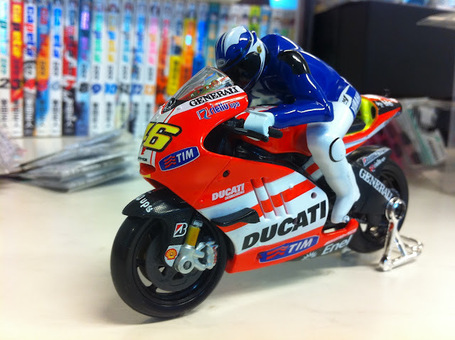 Kyoshosanblog | Alex Kyoshosan |  Mini-Z MotoRacer Ducati Mod | Ductalk | Scoop.it