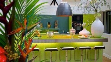 Les meubles et accessoires jouent avec les couleurs du Brésil | DavidDcom | Scoop.it
