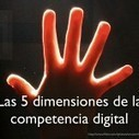 las 5 dimensiones de la competencia digital | Conocity | Searching & sharing | Scoop.it