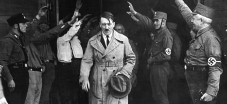 Comment l'écriture est devenue une arme de propagande sous Hitler | EcritureS - WritingZ | Scoop.it