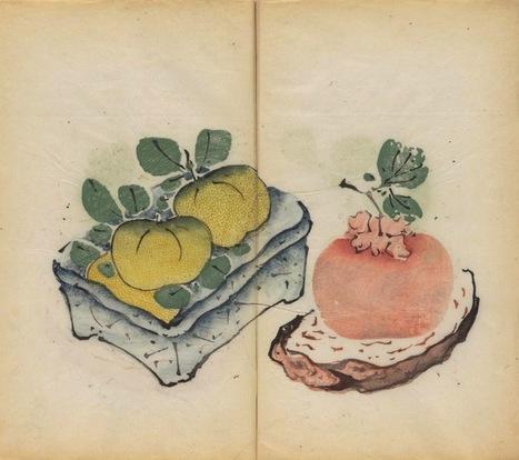 Le plus vieux livre imprimé en couleur | Ca m'interpelle... | Scoop.it