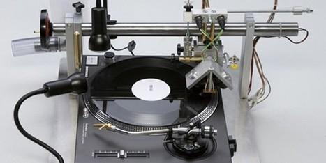 Presser ses vinyles à la maison ? C'est possible ! | La technologie au collège | Scoop.it