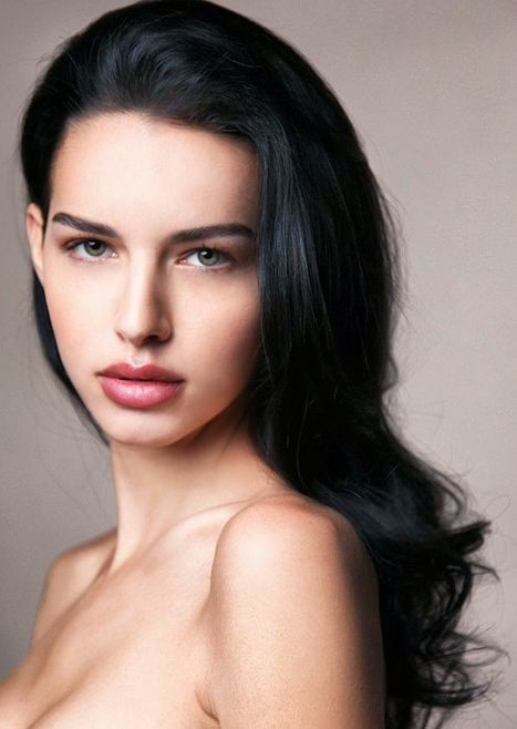[freshly on board] Iris Kavka @ Uno Models ('new faces' division) | Fashion Passion | Scoop.it