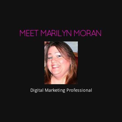 Meet Marilyn Moran - NJ Digital Marketing Professional & Social Media Coach | Google Plus | Scoop.it