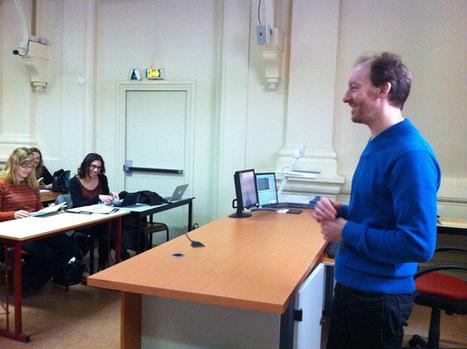 Loïc Petitgirard: «Faire de la culture scientifique et technique, ça veut dire échanger!»   Knowtex Blog   Vulgarisation et médiation scientifiques   Scoop.it