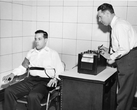 A User's Guide to the Polygraph Exam | haipxing | Scoop.it