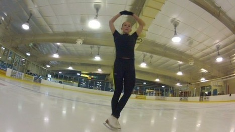 The 3-D technology that is helping ice skaters | smart cities | Scoop.it