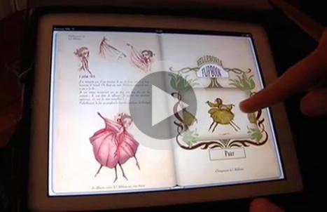 Un livre pour enfants en version numérique reçoit de multiples prix | Cabinet de curiosités numériques | Scoop.it