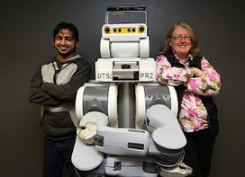 Domesticated robots are at our doorstep ready to serve   Robots and Robotics   Scoop.it