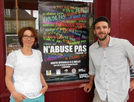 «N'ABUSE PAS», PROJET MUSICO-PREVENTIF A #GOURDON | La Roulotte | Pays de Gourdon Tourisme | Scoop.it