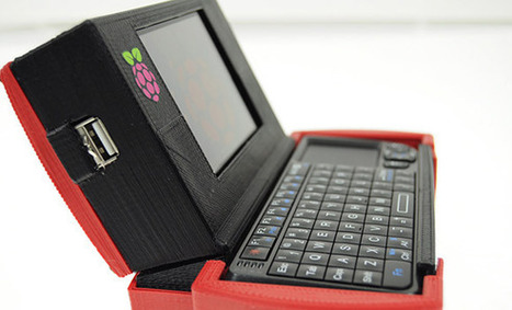 Raspberry Pi laptop is just a little too big for a pocket « Cool Tips n Tricks   Raspberry Pi   Scoop.it