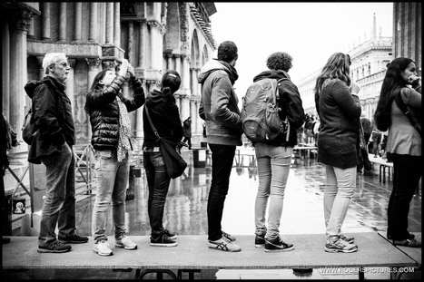 Street Photography with the Fujifilm X100S in Venice | Paul Rogers | Fuji X-E1 and X100(S) | Scoop.it