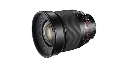 Walimex Pro 300mm und 16mm - 2 neue Objektive für Systemkameras!   Camera News   Scoop.it