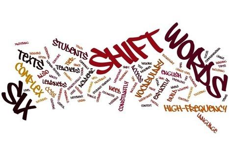 Academic Vocabulary | Academic Vocabulary and the Common Core | Scoop.it