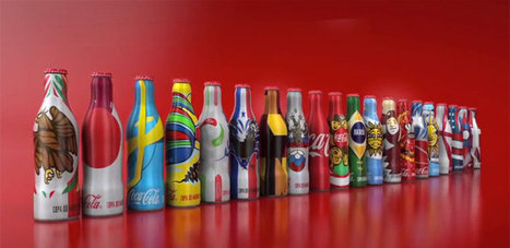 Coca-Cola Releases Special Edition World Cup 2014 Mini Bottles - The Dieline - | Coca-Cola® New Products | Scoop.it