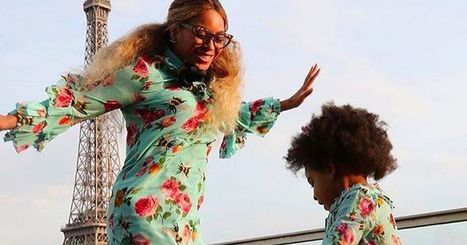 Hold up, how are these twinsies photos of Beyoncé and Blue Ivy real? | CLOVER ENTERPRISES ''THE ENTERTAINMENT OF CHOICE'' | Scoop.it