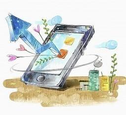 iTunes, le migliori app dell'anno Android, 10 miliardi di download - Repubblica.it   Social Media Italy   Scoop.it
