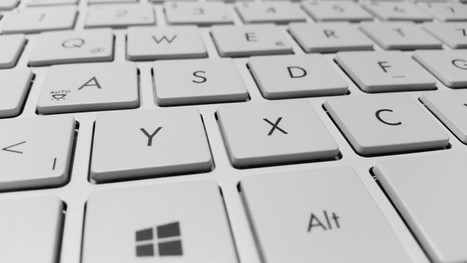 Guide Windows 10: les 45 raccourcis clavier à retenir | Images et infos du monde viticole | Scoop.it