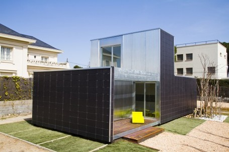 A Modular System for Sustainable Housing by Cso Arquitectura | sustainable architecture | Scoop.it