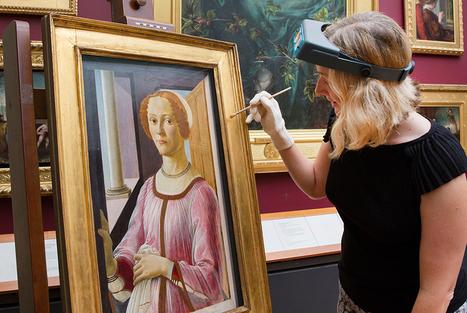 New scientific research dispels myths surrounding portrait by Sandro Botticelli | Centro de Estudios Artísticos Elba | Scoop.it