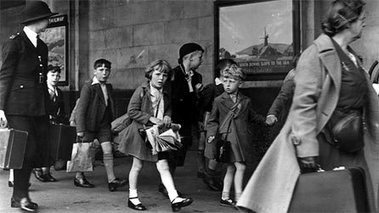 BBC Wales - History - Themes - Evacuation to Wales | Evacuation during WW1 | Scoop.it