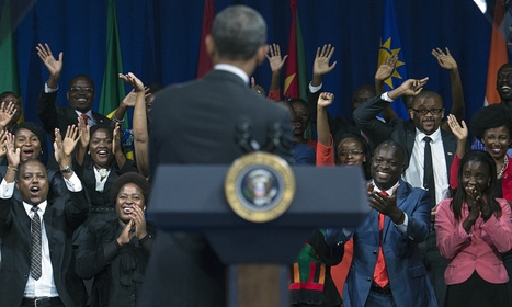Barack Obama: Africa should stop making economic excuses   International Aid and Cooperation   Scoop.it