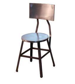 Dadra | Sillas hierro vintage estilo industrial hosteleria | SILLA ESTILO INDUSTRIAL DE HIERRO | Silla de estilo industrial hosteleria barcelona | Scoop.it