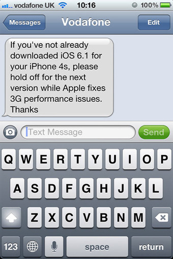 iOS 6.1 et iPhone : surchauffe et baisse d'autonomie - 1GEEK.FR | Tout ce que j'aime dans le monde geek | Scoop.it