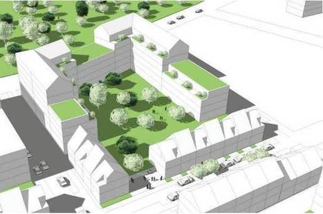 Nu tar planen för 5 000 nya bostäder form i Barkarbystaden | Bostad | Scoop.it