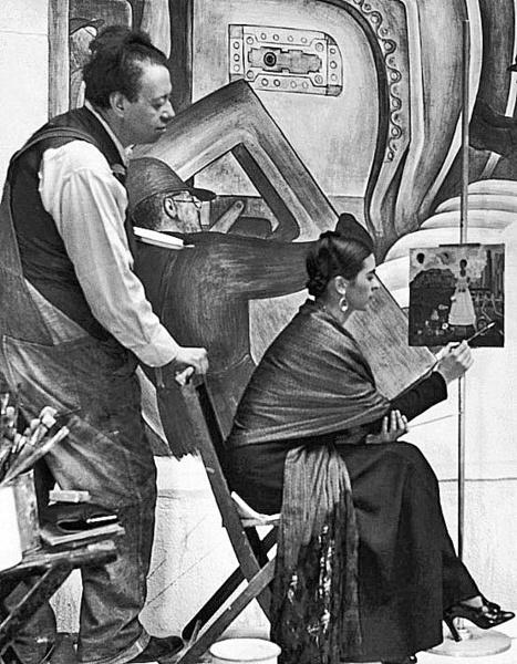 Au Mexique, sur les traces de Frida Kahlo | Merveilles - Marvels | Scoop.it