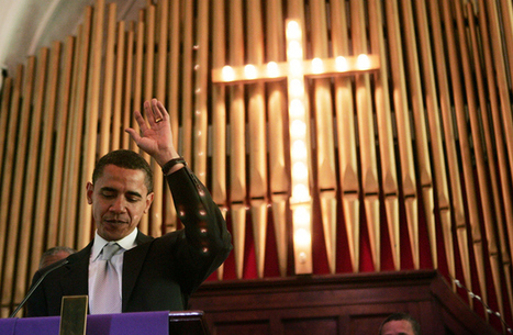 How Obama Decided God Was OK With Marriage Equality | homosexuality | Scoop.it